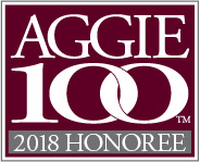 Agee 2018 Honoree