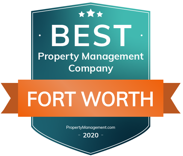 Best In Fort Worth Badge