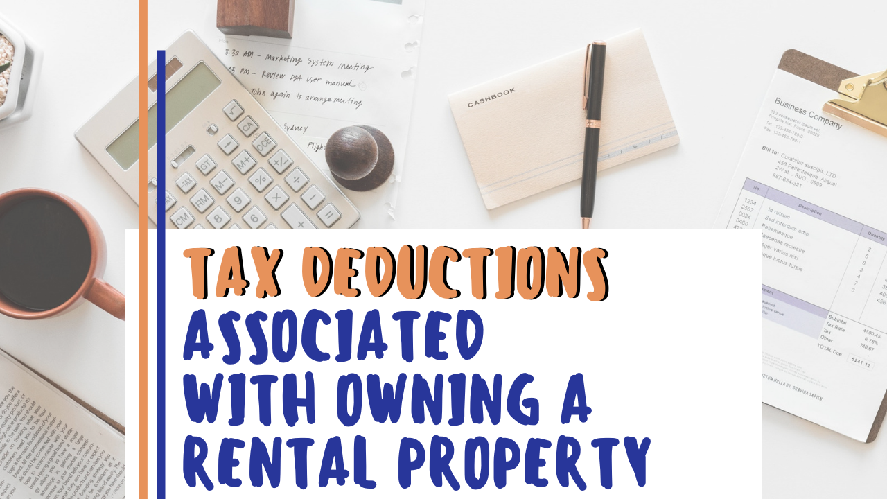 Rental Property Tax Deductions Blog Post Banner