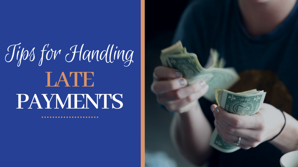 3 Tips for Handling Late Rent Payments as a Dallas_Fort Worth Landlord - Article Banner
