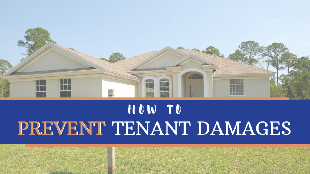 How to Prevent Tenant Damages to Your Dallas_Fort Worth Rental Property - Article Banner