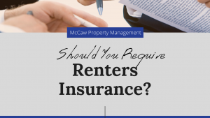 Should You Require Your Renters to Have Insurance?