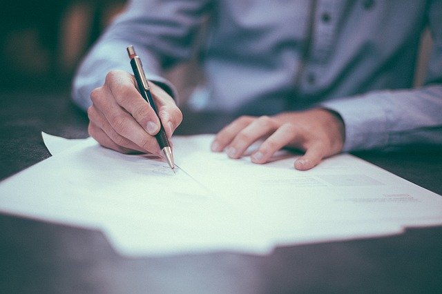 preparing a lease for your denton rental property