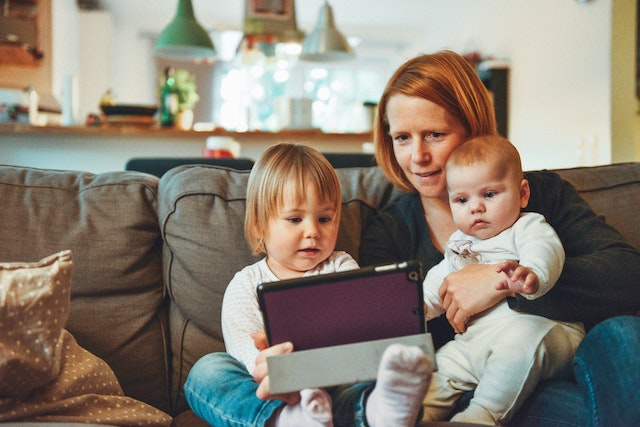 Family-Home-Children-Safe
