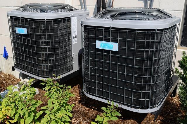 HVAC-system
