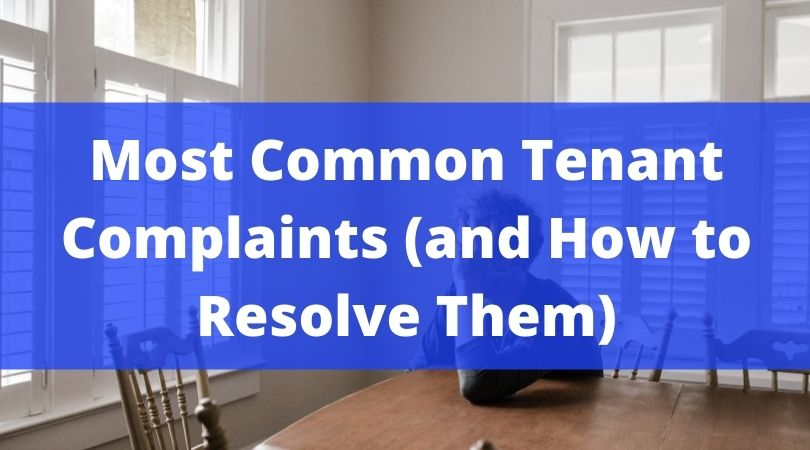 Resolving Tenant Complaints