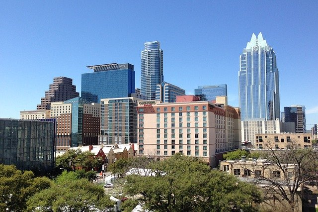 Austin is home to many big tech companies in Texas