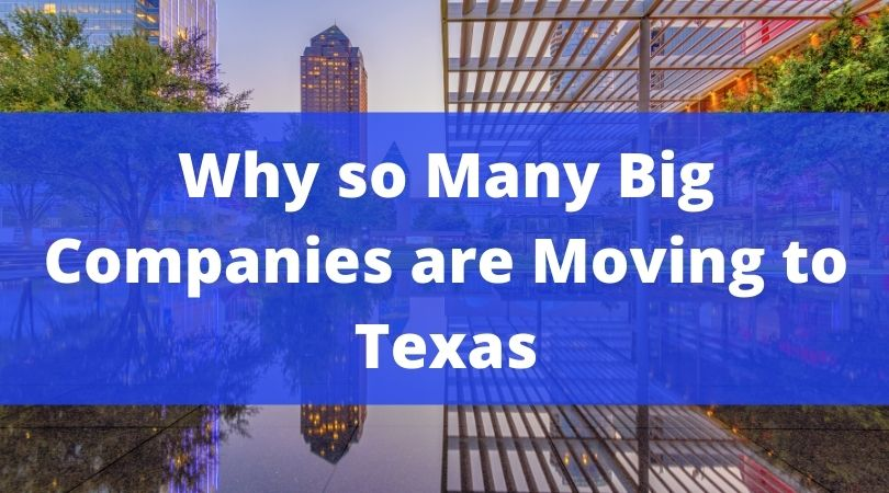 Why move to Texas McCaw Property Management