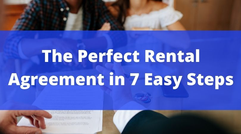 McCaw Property Management Write the Perfect Rental Agreement