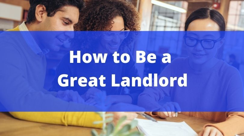 Being a Great Landlord McCaw Property Management
